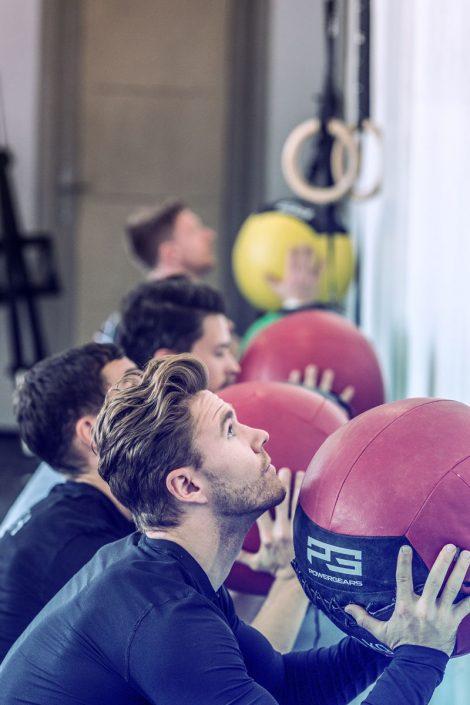 Wallballs, CrossFit AeniPontum Innsbruck