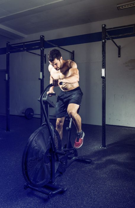 Cle, Airbike, CrossFit AeniPontum Innsbruck