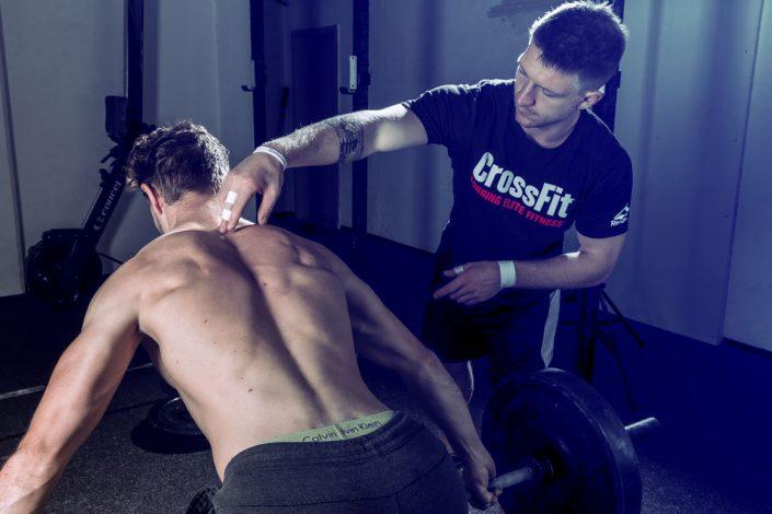 Training in CrossFit AeniPontum Innsbruck
